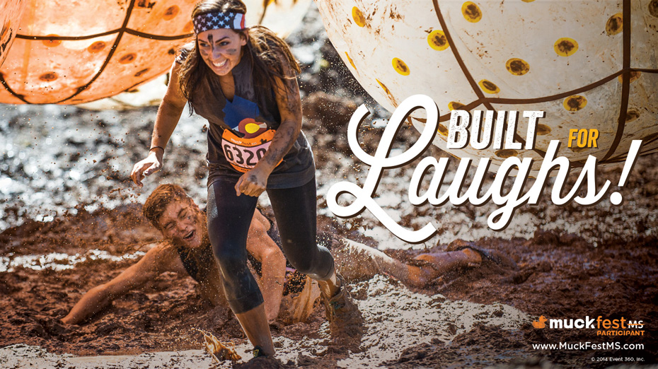 MuckFest MS Wallpaper - Built for Laughs
