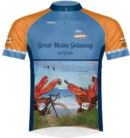 Great Maine Getaway 2016 Jersey