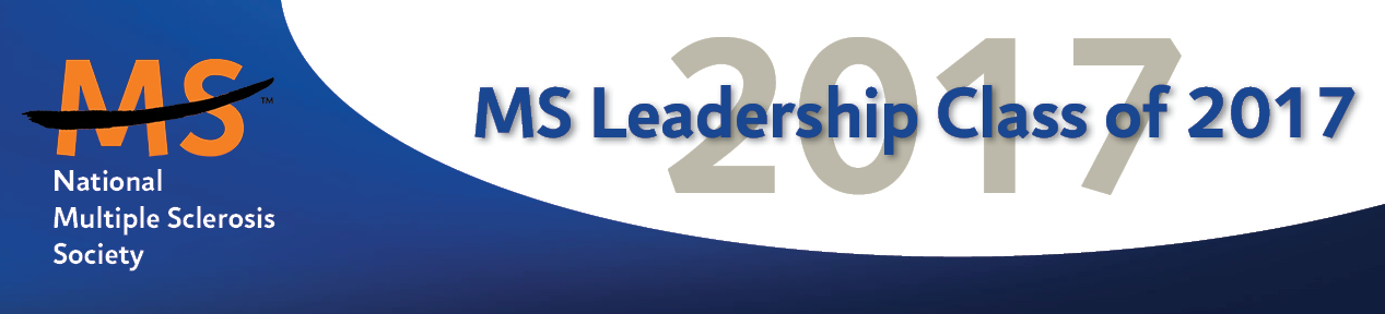 2017 MS Leadership Class - National MS Society