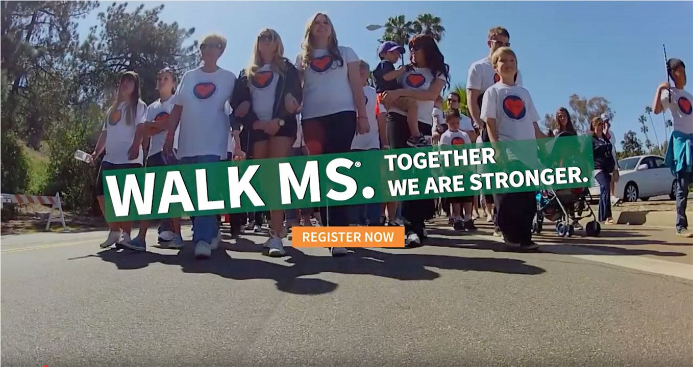 Walk MS, together we are stronger