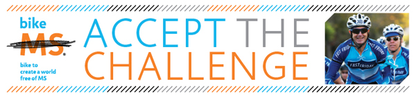 Accept the Challenge - Bike Ms