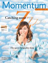 Momentum Winter 2009-10