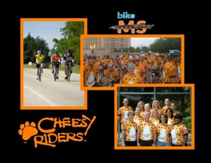 Cheesy Riders
