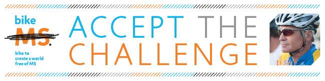 Bike MS - Accept the Challenge