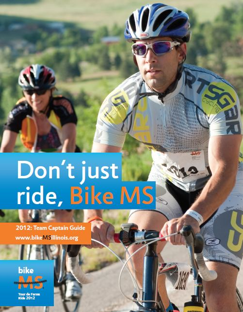 Bike MS 2012 Team Captain Guide screencap