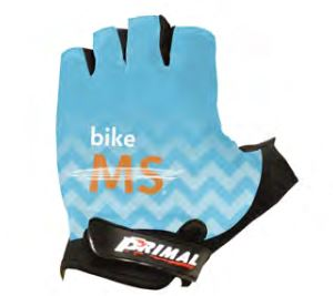 cycling gloves - Bike MS: NYC