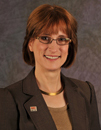 The Society's new President and CEO, Cyndi Zagieboylo