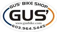 Gus' Bike Shop Logo