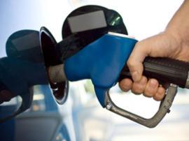 ILD Advocacy pumping gas hand