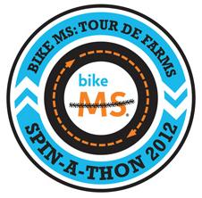ILD Bike MS 2012 Spin-a-Thon logo