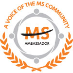 ILD MS Ambassador logo
