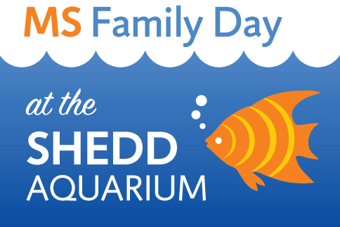 ILD MS Family Day at Shedd Aquarium