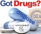 ILD USDEA Drug Take-Back image