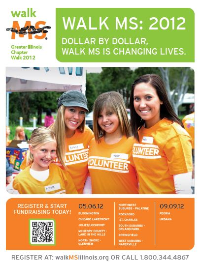 ILD Walk MS 2012 Poster screenshot