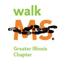 ILD Walk MS Chapter logo