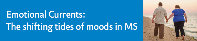 Emotional Currents: The shifting tides of moods in MS