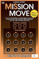ILD 2012 mission move illinois lottery ticket