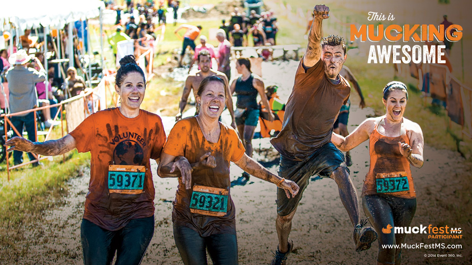 MuckFest MS Wallpaper - Mucking Awesome