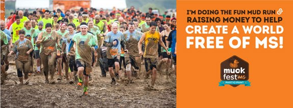 THE FUN MUD RUN
