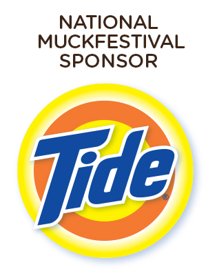 MuckFest MS, Sponsored by Tide