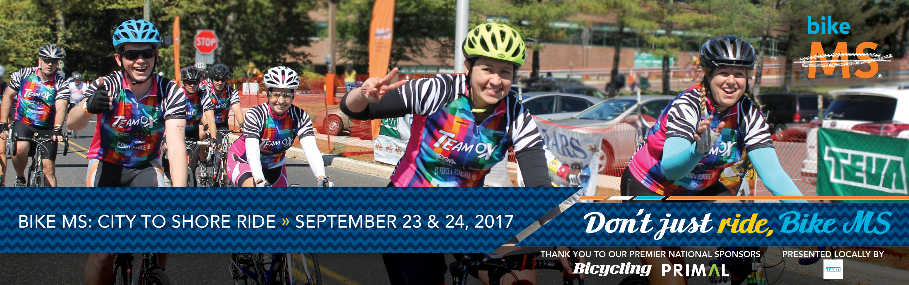 2017 PAE Bike MS City to Shore Final Banner