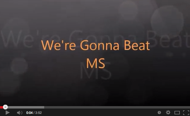 We're Gonna Beat MS Video