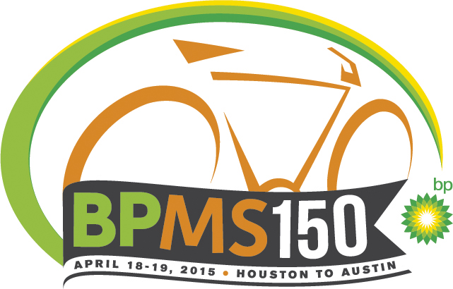 Please support my 2015 BP MS150 ride!