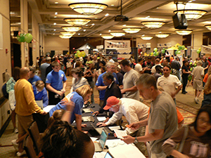BP MS 150 Expo @ Omni Westside Hotel | Houston | Texas | United States