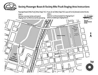 2017 BP MS 150 Maps - Austin Bus & Truck Staging