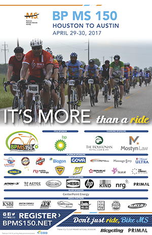2017 BP MS 150 Tall Poster
