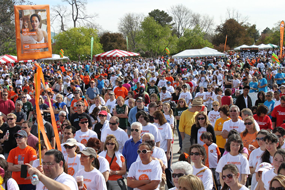 Walk MS Event