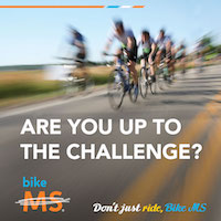 Bike MS Social Team Recruitment Challenge