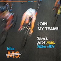 Bike MS Social Team Recruitment Join Me