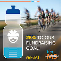 Bike MS Social Therm Team 25