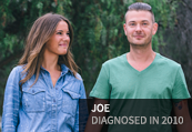 Joe, diagnosed in 2010