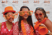 Walk MS photo booth