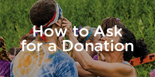MuckFest MS - How to ask for a donation