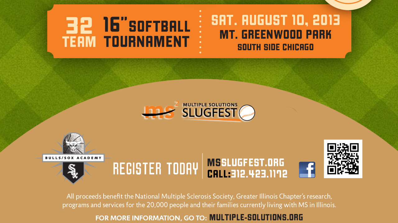 Come Join Us for Slugfest 2013