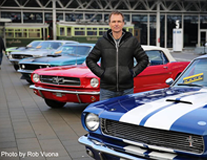 Win a one-of-a-kind Ford Mustang Raffle for MS