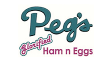Peg's Glorified Ham & Eggs