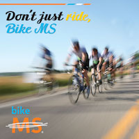 Bike MS Social Awareness A
