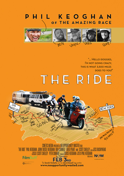 The Ride - Movie Poster