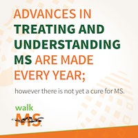 2017 Walk MS Social What is MS? 1