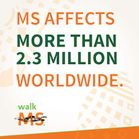 2017 Walk MS Social What is MS? 2