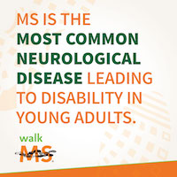 2017 Walk MS Social What is MS? 3