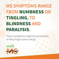 2017 Walk MS Social What is MS? 4