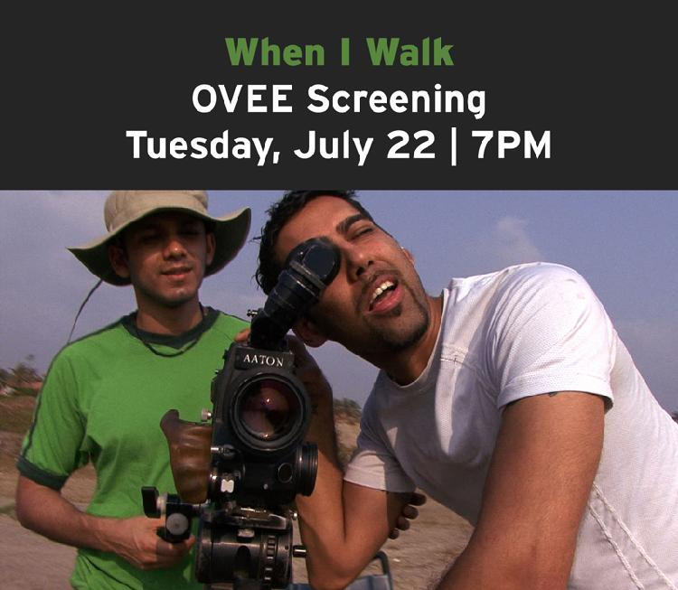 When I Walk - Tuesday, July 22, 7 PM CST