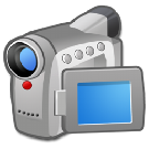 ILD video camera clipart